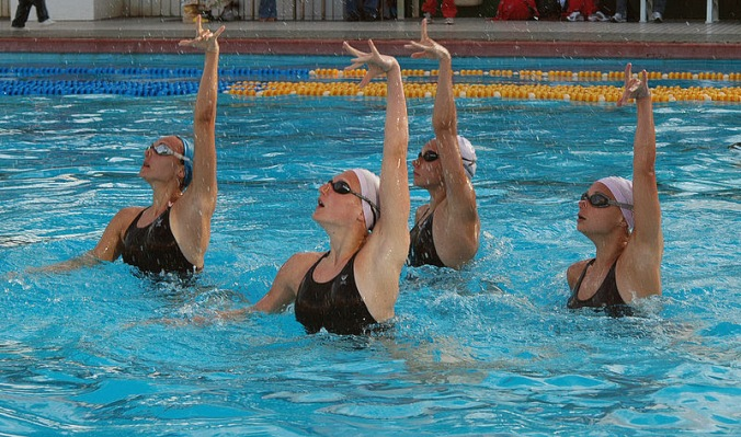 Synchronized_swimming_-_Russian_team