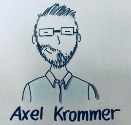 Krommer-Karikatur